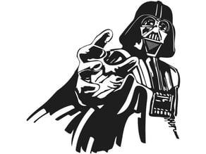 Vader Wall Art