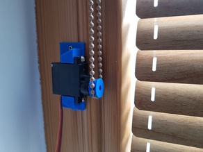 Blind pulley for 9gr servo