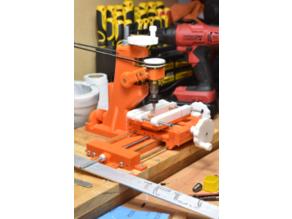 Manual milling machine (WIP)