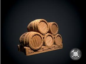 Barrels - LOTR: Journeys in Middle-earth