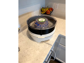 Presto Dehydrator Filament Drying Adapter (06300,06301)
