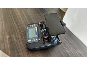 Flysky FS-i6 Phone mount for fpv
