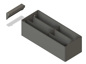 Replacement Parts Drawer & Handle (resistors)