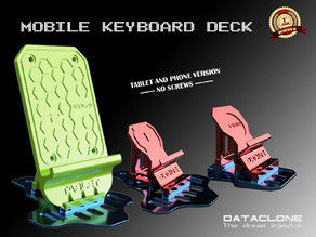 Mobile Keyboard Deck Stand