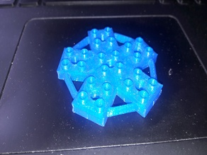Penta connect    Interlocking Bricks (not Lego)