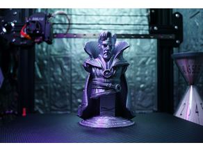 Doctor Strange Bust Support Free