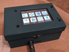 SKR V1.3 & TFT35 V2.0 Case (MPCNC)
