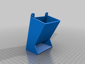 Simple Pushpin Holder (No Text)