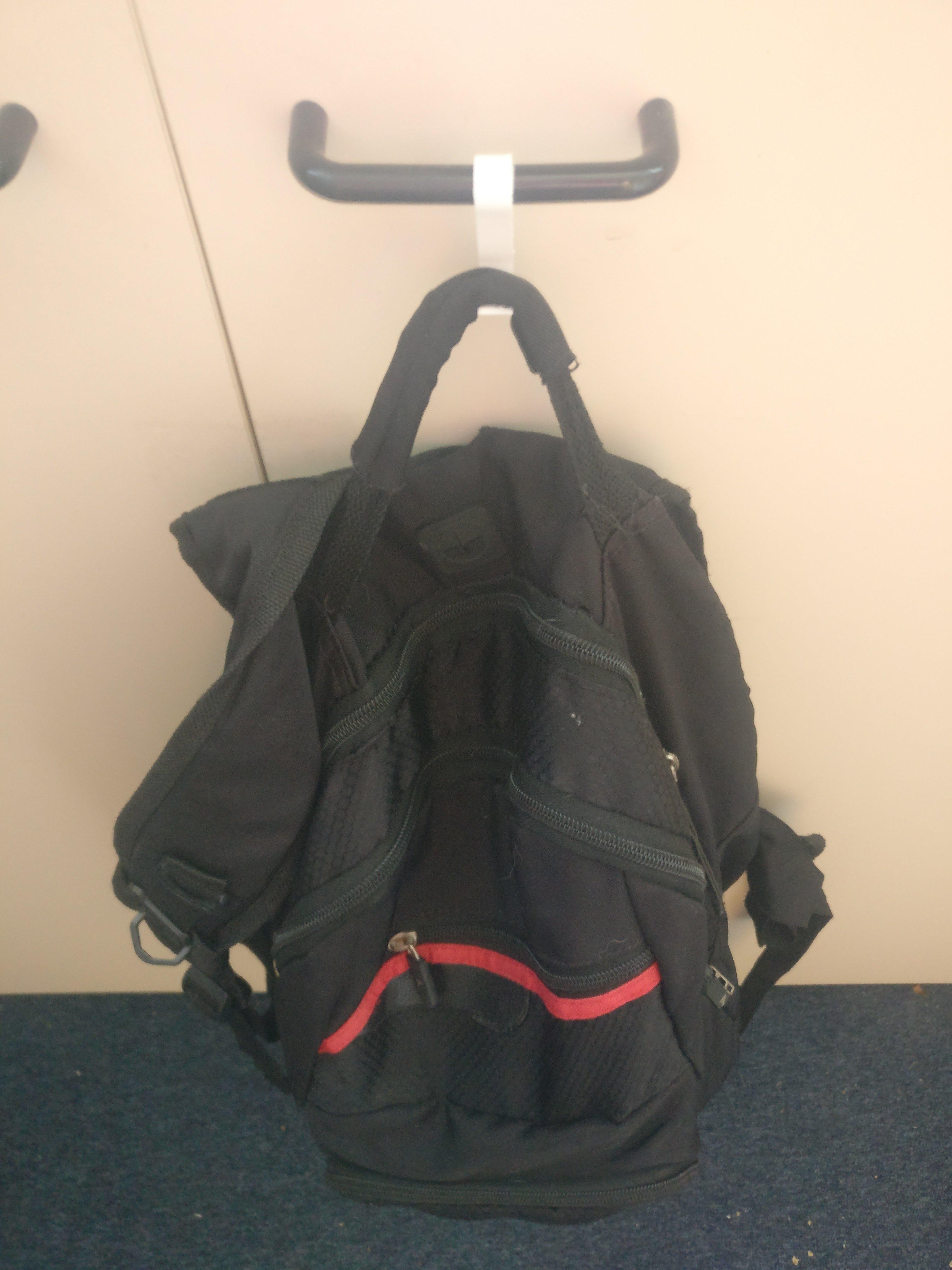backpack hanger