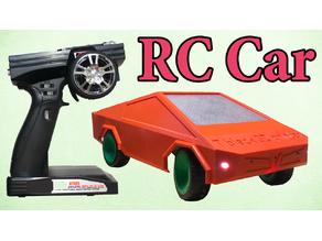 RC car Cybertruck