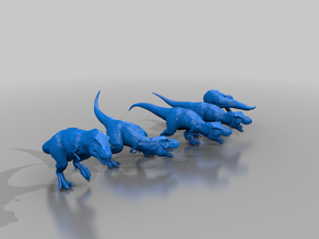 lizardmen dinosaurs