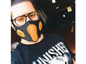Respirator Breathing Mask