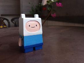 Finn Adventure Time - CUBIC MNI