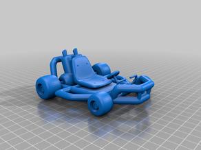 Tubiturbo from Mario Kart