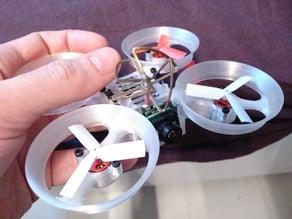 90mm quad frame for br0703 motors