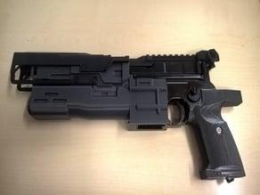 Borderlands 3 - Vladof pistol body kit