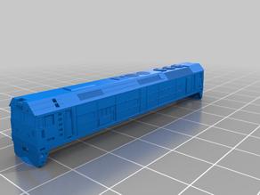AN BL Class Diesel Locomotive