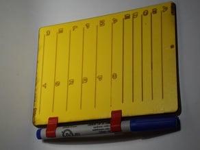 EMS Note Board