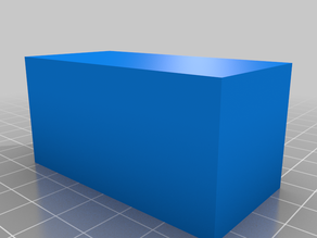 Cut-Out Paper Cargo container