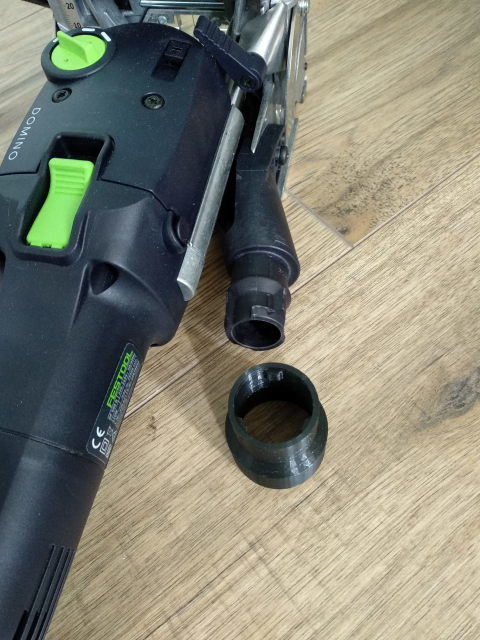 Festool Bayonet Fitting to 35mm Adapter