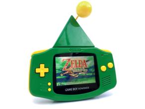 Gameboy Advance: Tingle Tuner Attachment