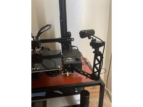 Ender 3 Pro Arm for Webcam