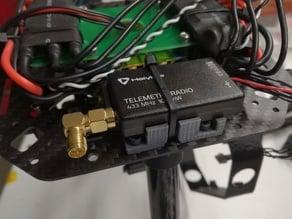 HoverGames Telemetry Radio Mounting