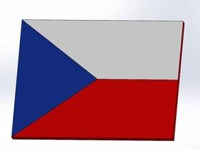 Czech flag (mmu)