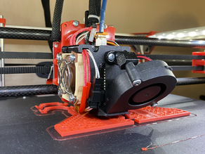 Hypercube Prusa MK3s R5 Extruder BlTouch or 8mm Probe Pinda
