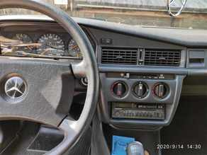 Blaupunkt Boston Radio knob / Mercedes 190 e radio