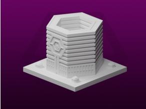 GreebleCity Cyberpunk: Security Company HQ