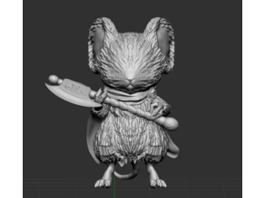 Mouse Guard Inspired