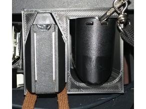 Hohner professional 2016 cbh & Hohner cx12 Chromatic harmonica holder case
