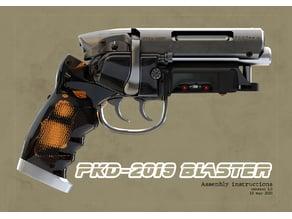 PKD-2019 Blade Runner blaster.