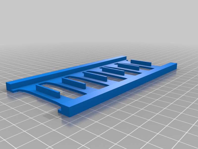 Commodore User-Port board interface organizer