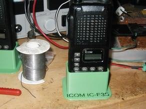 radio charging base