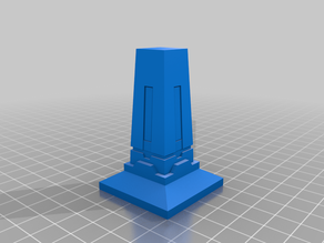 Space Mummy Obelisk