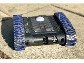 FPV-Rover V2.0 (RC Tank)