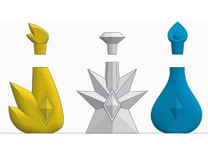 Improved Diamond Bottles