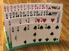 Full Size Playing Card Holder