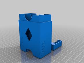 Tenshi Card Deck Box
