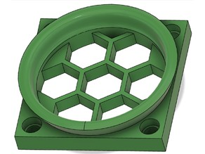 Monoprice Select Mini V2 Lüfterabdeckung