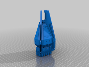 Space Marine Drop Pod for AnyCubic Photon/Resin Printers
