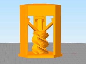 Toy Delta 3D Printer