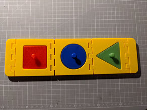 Toddle Puzzle (Montessori) More Tolerance Remix