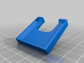 Cam holder platform for FPV drone
