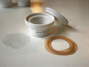 Cups for Water Vapor Permeability test (ASTM E96)