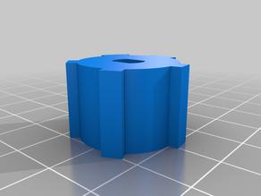 BOFU Motor Adapter for IKEA Tupplur 25mm