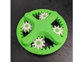 Epicyclic gear toy 2