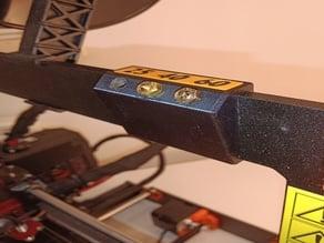 Nozzle holder 3D-printer